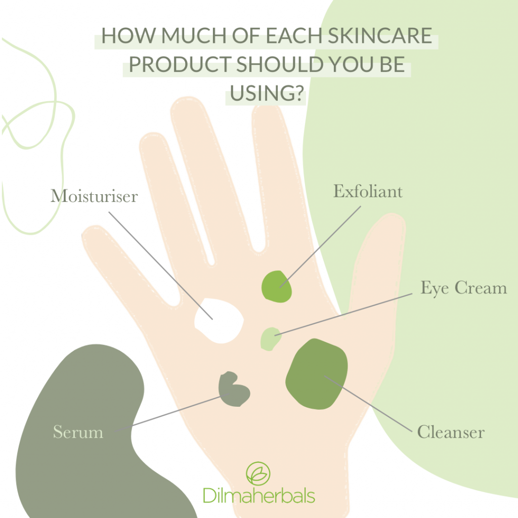 How Much Of Each Skincare Product Should You Use